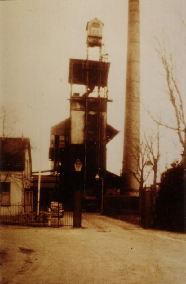 Foto  Gasfabriek