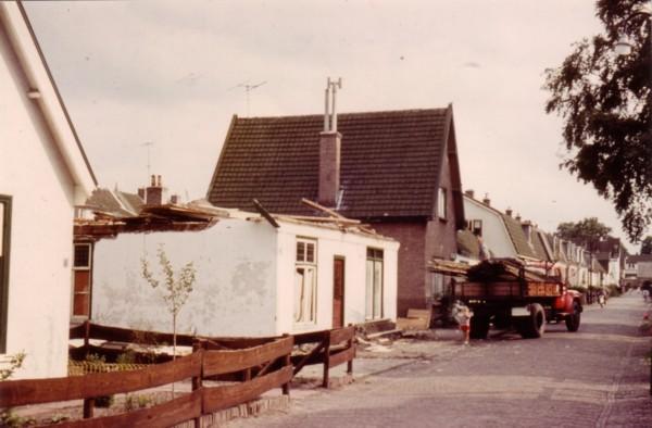 Sloop Dijkweg 44, kruidenier Wilhelmus van 't Wel