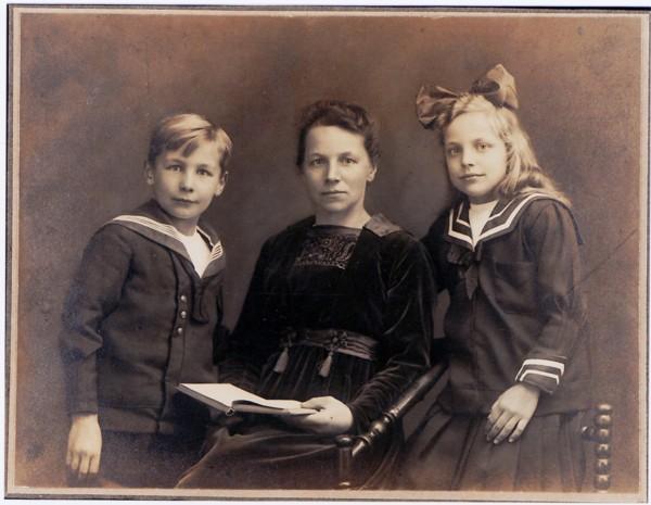 Herman van de Vlekkert, Aleida Henderika Julia Schinkel en Geertje van de Vlekkert