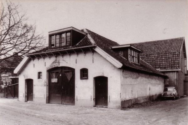 Foto  Gemeenteschuur en -werkplaats Verlengde Dalweg 62