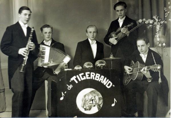 De Tigerband uit Baarn