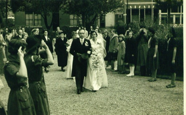 Adrianus Maria Alphonsus van Dijk en Anna Petronella Theresia Huigsloot
