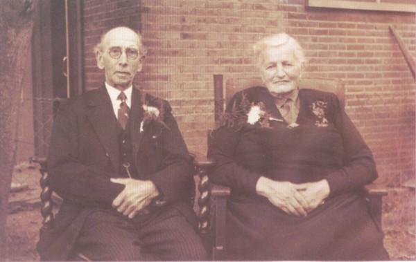 Cornelis Wildenburg en Anna Blommestein