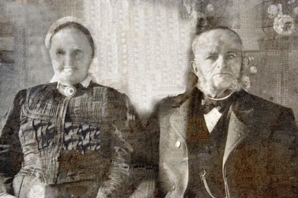Maria de Ruig en Nicolaas Hornsveld 50 jaar getrouwd