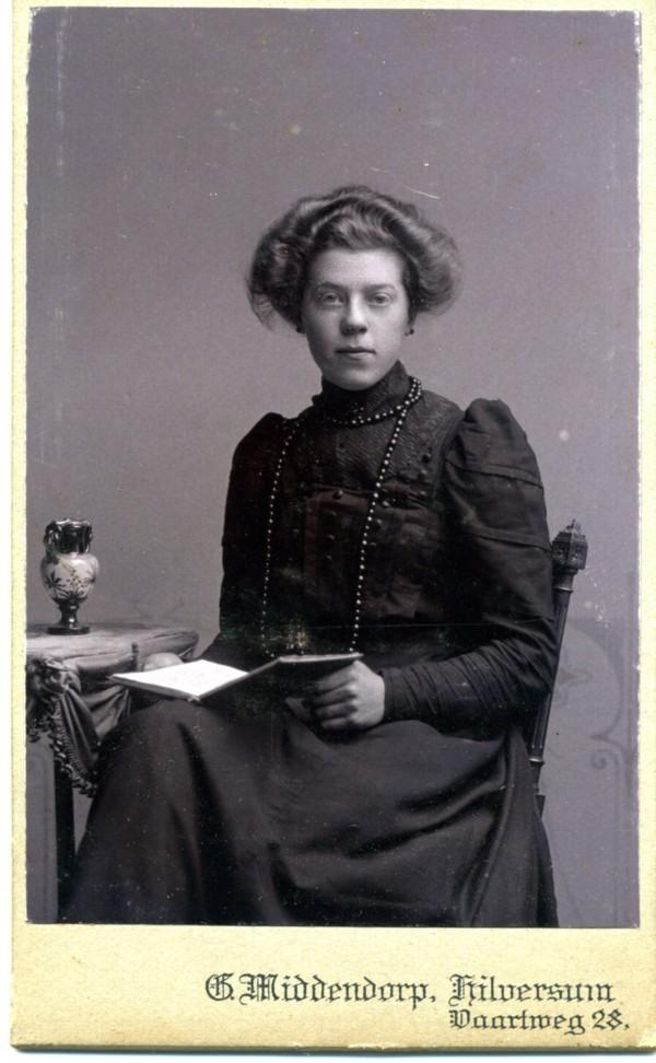 Sophia van Woudenberg