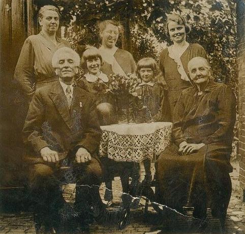 Familie De Ruiter / Ravenhorst