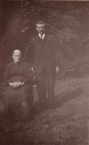 Gerritje van Schaffelaar en Johannes Camper (waarschijnlijk)