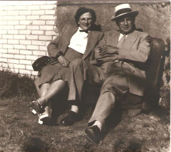 Anna Elisabeth de Zoete en Frederik Karel Lodewijk van Vliet