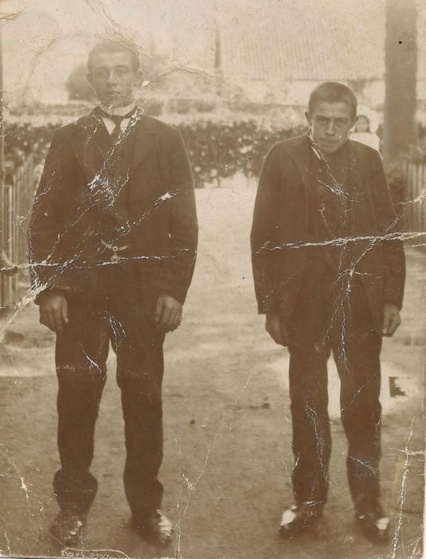 Jan Camper en Willem Jacobus Camper