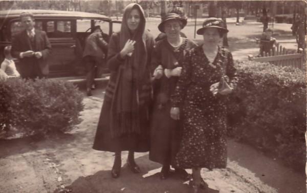 Margaretha Adriana Camper, Jacoba Margaretha Camper en Francijn Agatha Camper