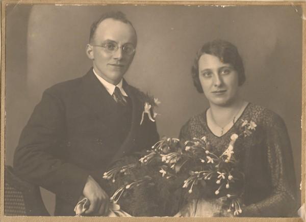 Arnoldus Hop en Berendina Pater