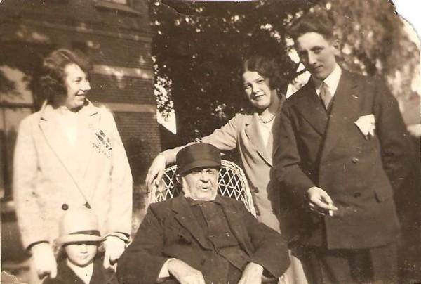 Geertje W. Hamers, Geurd de Zoete, Geurtje de Zoete en Dirk Broers
