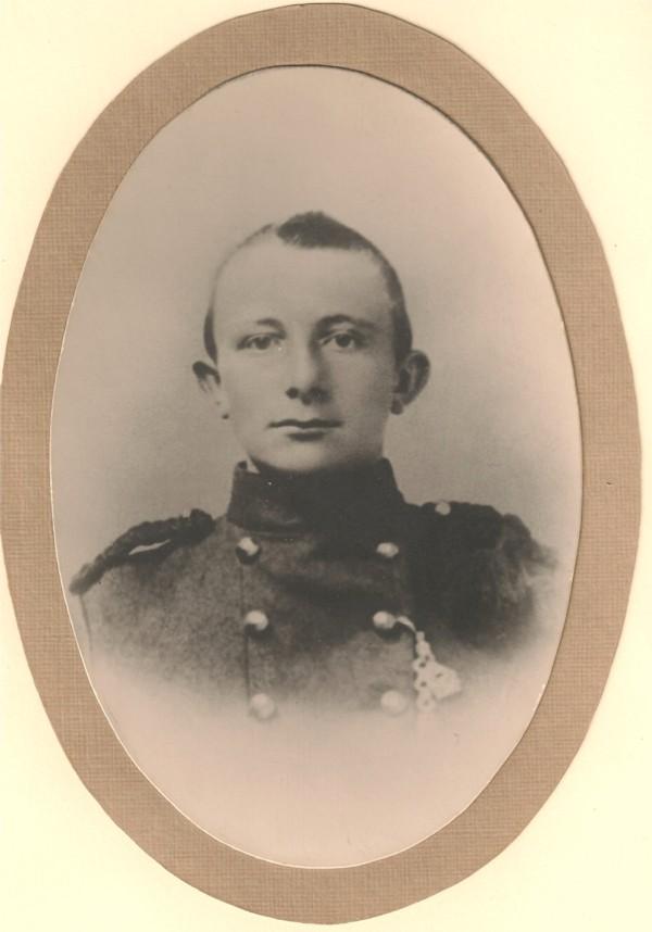 Johannes Albertus Martinus Pater