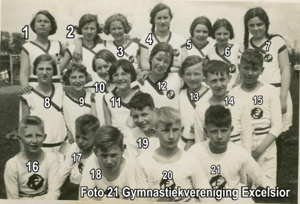 Gymnastiekvereniging Excelsior Baarn