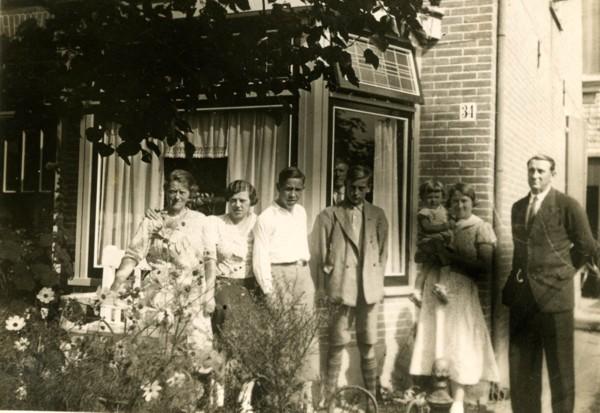 Familie Van Woudenberg / Boudestein