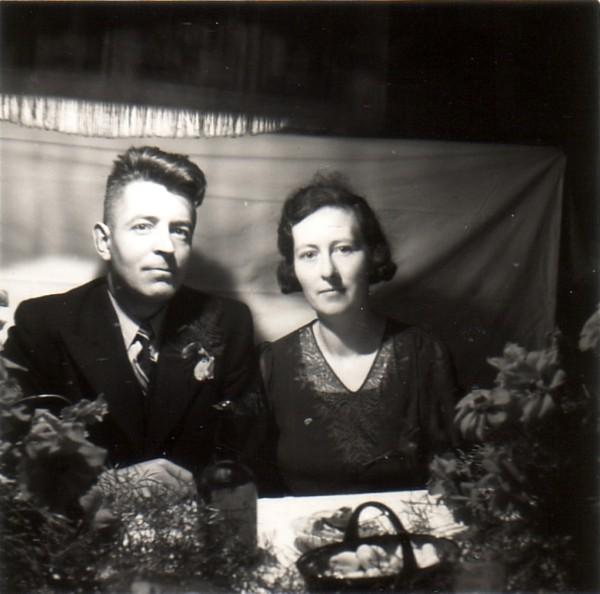 Casper Gerrit van Veenendaal en Johanna van den Broek