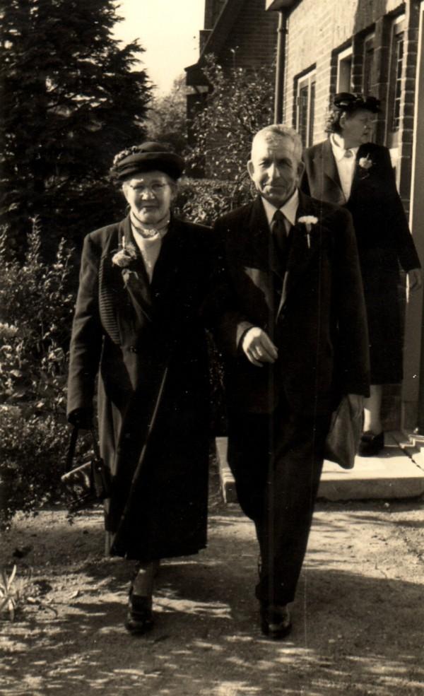 Elsje Lammertse en Gerrit van den Broek