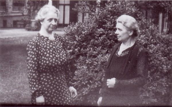 Emma Henriëtte Zeiler en Henriëtte Johanna Zeiler