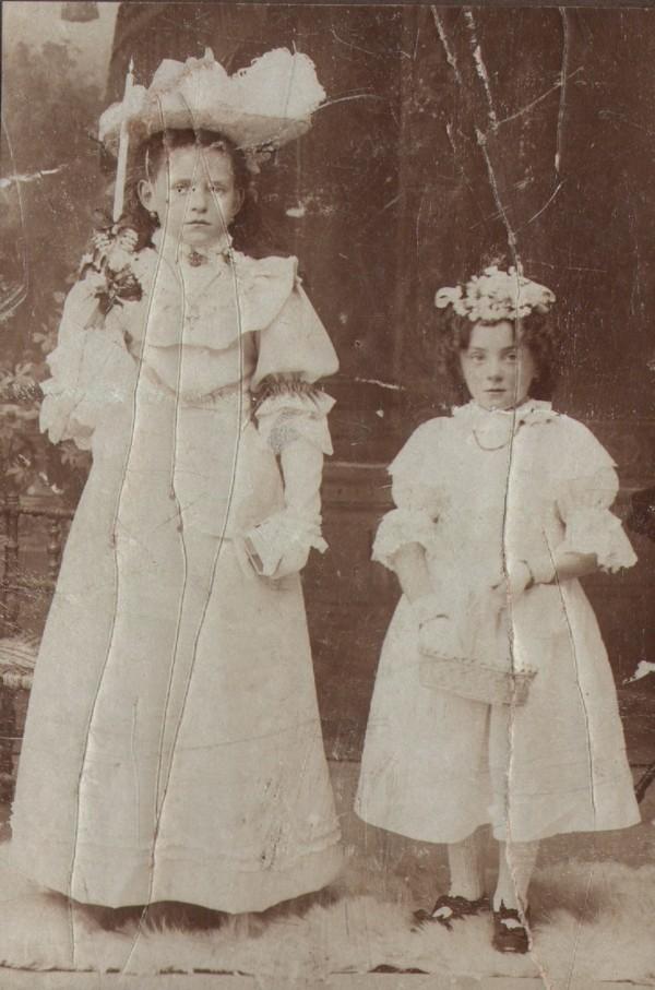 Rigarda Anna Bouwmeester en Albertha Maria Bouwmeester