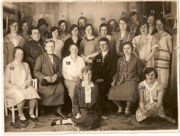 Meisjesvereniging E.B.G.