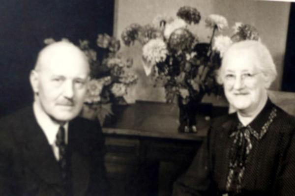 Gerrit Roothart en Klaasje Wouters
