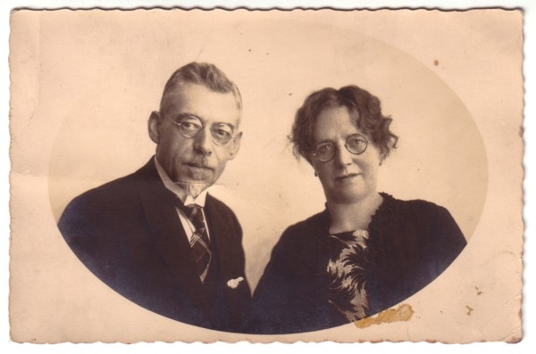 Arie Nicolaas Verveen en Maria Cornelia Snijder