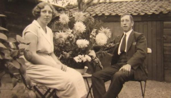 Cornelia Oostrom en Johannes Brandt