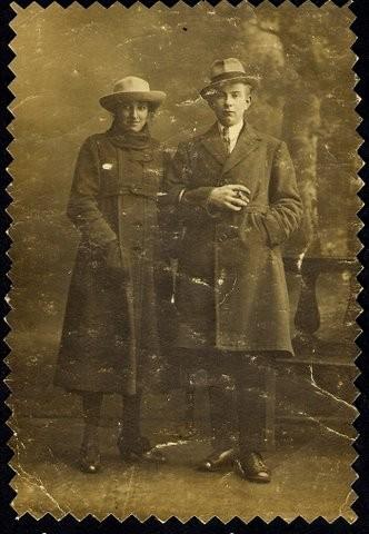 Aaltje Lammertse en Joachim Spelt