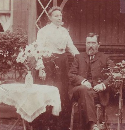Hendrika Dijs en Hendrik Breekveldt