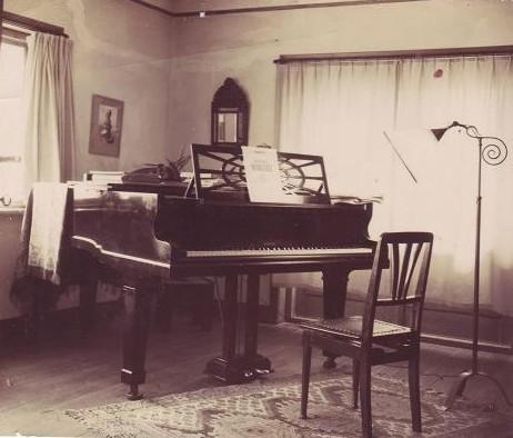 Muziekstudio Frederik Breekveldt Nicolaas Beetslaan