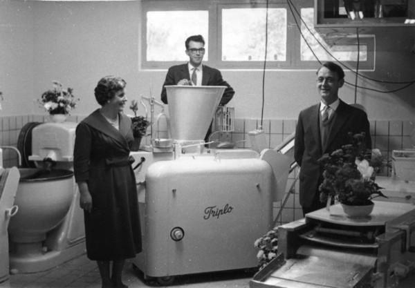Nanny van Vulpen, Willem Jan Wegerif en Diederik Frederik Wegerif