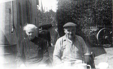 Grietje van Hemert en Willem Jan Wegerif