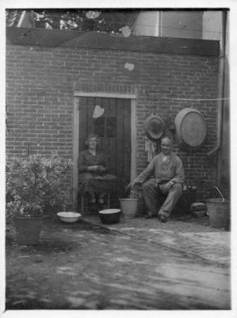 Petronella Johanna Verschoor en Gerrit van Dregt