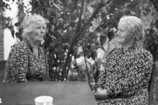 Petronella Johanna Verschoor en Cornelia Verschoor