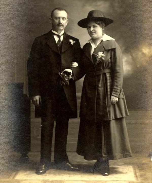 Albert Adrianus Matthijssen en Helena Willemsen