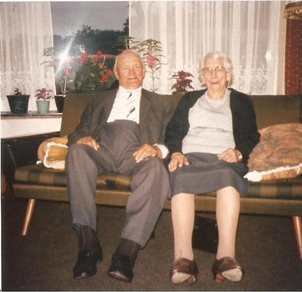 Jan Ravenhorst en Bertha van Schaik