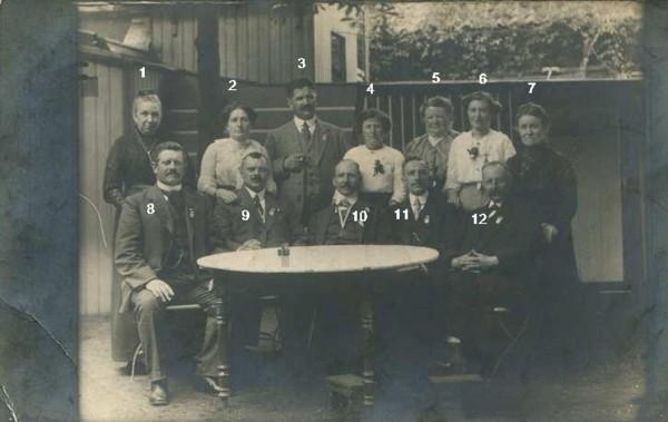 Ons Genoegen 1914 Hotel de Pauw