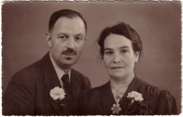 Gerardus Johannes Schmidt en Wilhelmina Aleida Arler