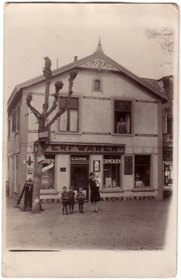 Kerkstraat 5, Baarn Schmidt