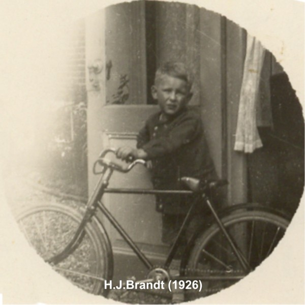 Hendrik Jacob Brandt