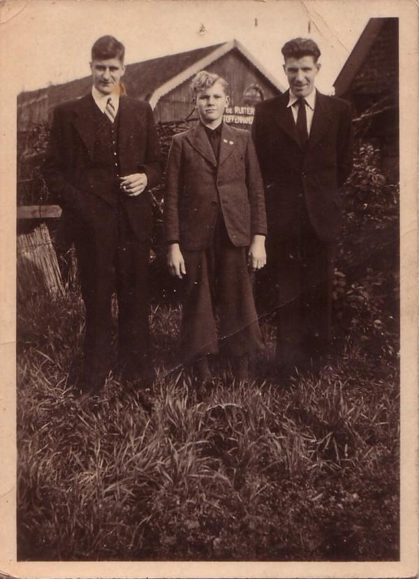 Jan Broerze, Eb Vlug en Willem Broerzen