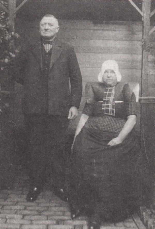 Dirk Koops en Biethje Blokhuis