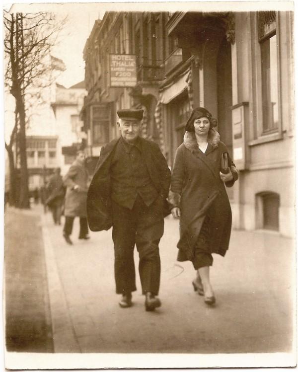 Peter van Oostrum en Aleida Gijsbertha de Ruiter