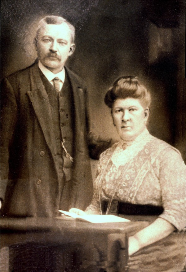 Hendrik Jacob Hornsveld en Maria Westbroek