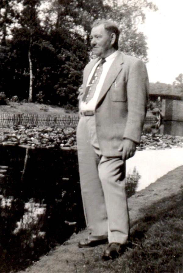 Hendrik Jacob Hornsveld