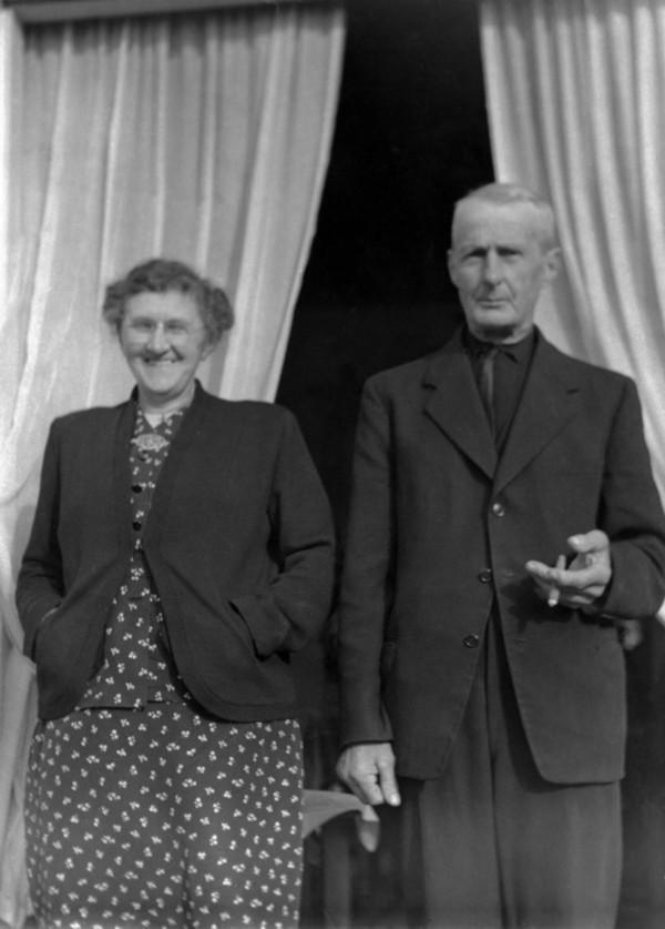 Martha Wilhelmina Hilhorst en Adrianus Wouter van den Breemer
