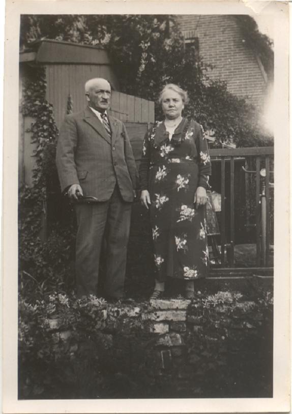 Jan Kleijn en Dirkje van Wessel