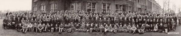 Baarnsch Lyceum 1936
