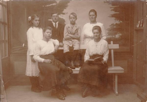 Kinderen van Nicolaas Hendrik Limper en Everdina Hoofjes