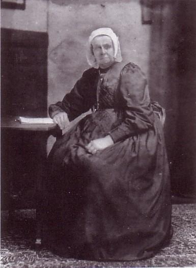 Geertruida Barbara Makker